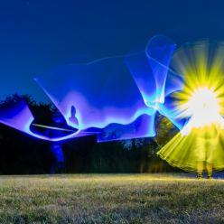 Il y a comme de l'électricité dans l'air