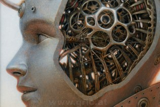 Android-Mind II Zoom, Peter Gric