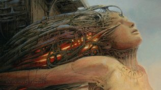 Detail of Artificial Sleep V, 2012, Peter Gric