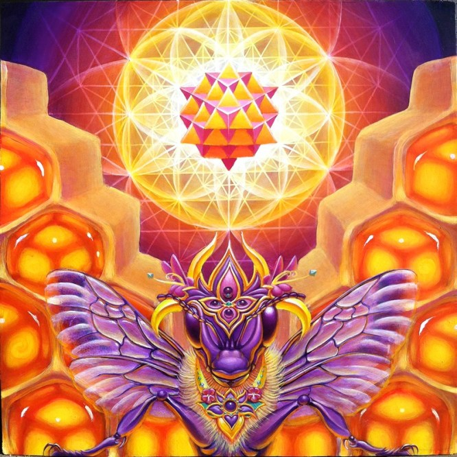 vajra Heart of the hive