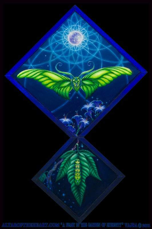 vajra The tree of Knowledge