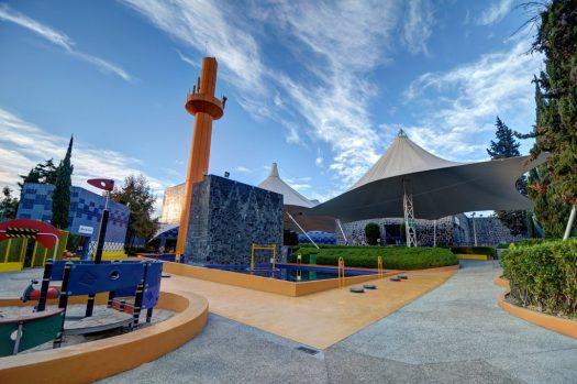 Museo del niño, vista exterior