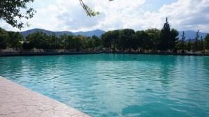 Lago de Parras de la Fuente en Coahuíla
