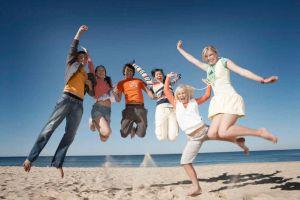 Como organizar un viaje de vacaciones con amigos