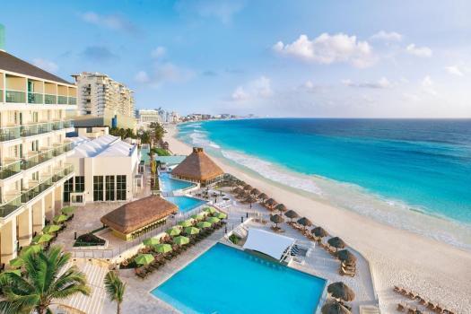 Vista de Cancún, México