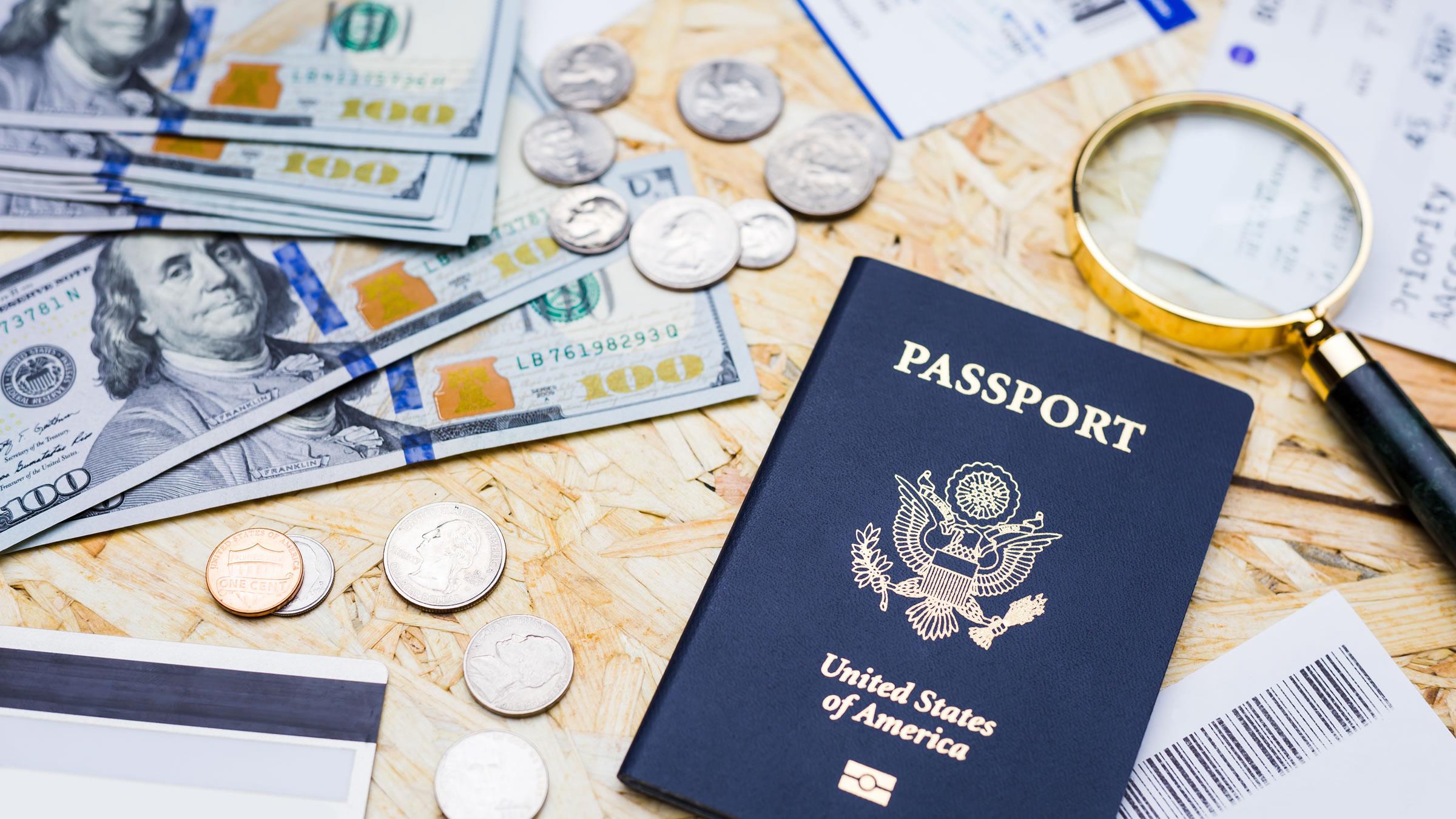 Cosas para viajar al extranjero