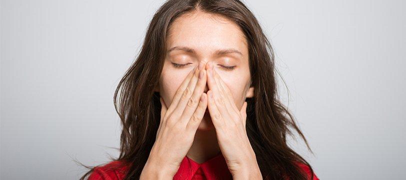 congestión nasal