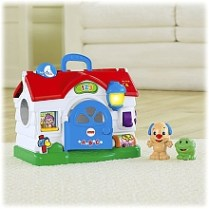 Fisher Price - La maison de Puppy