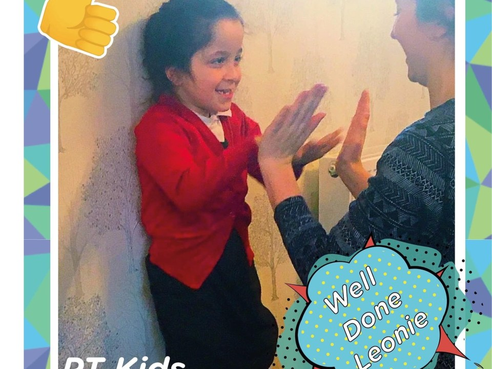 PT-Kids Success Story: Leonie had a self-funded SDR operation and therefore we had to self-fund to help Leonie with the post operation aftercare. Receiving specialist physiotherapy after this surgery is vital.