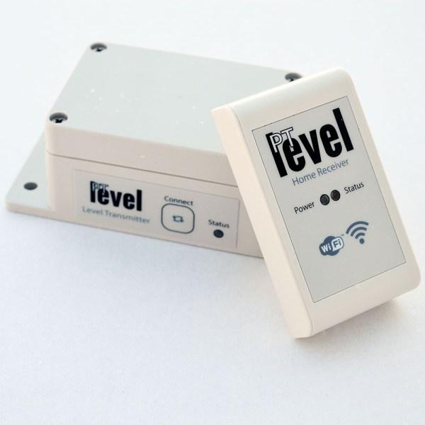 Wireless PTLevel cistern level monitor