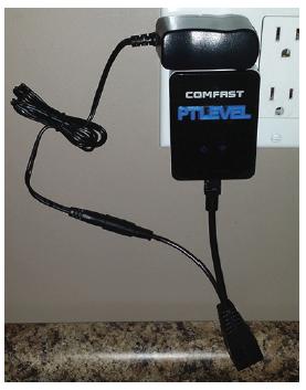 Comfast connect cistern monitor