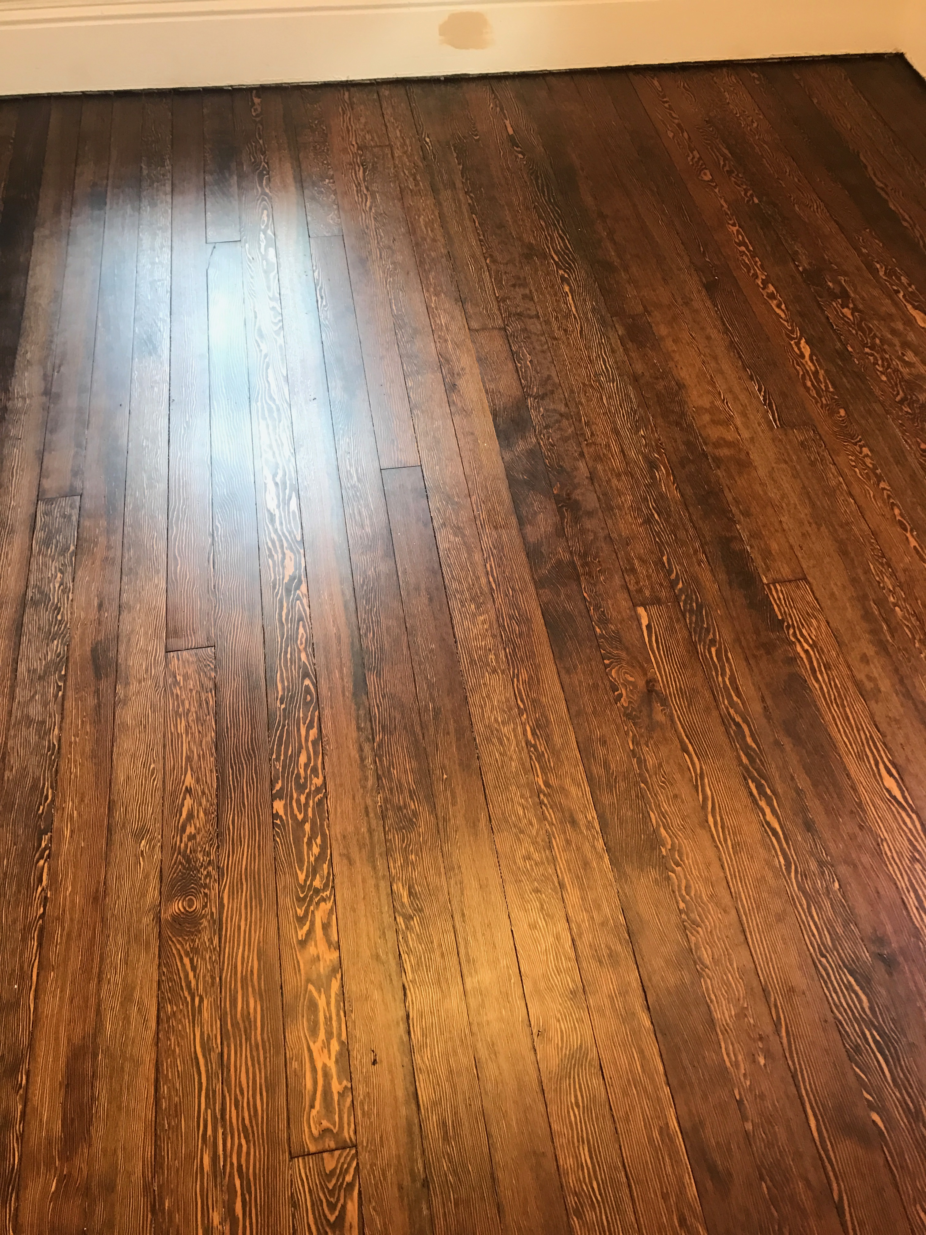 Diamond in the rough  PTL Hardwood Floors LLC