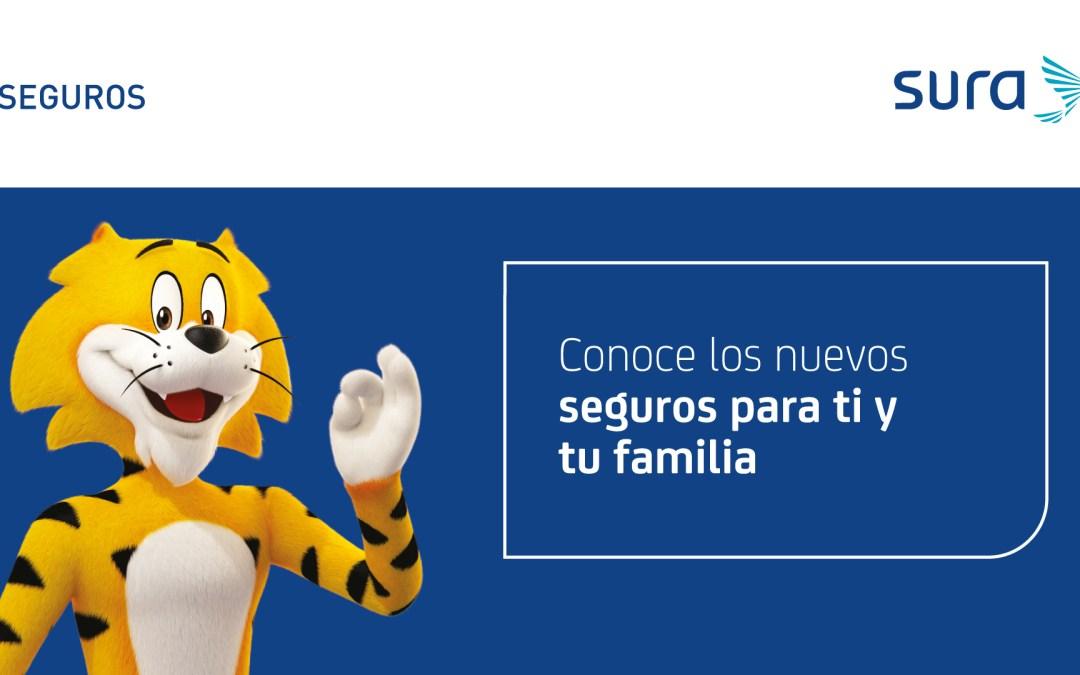 Conoce los nuevos seguros para ti y tu familia