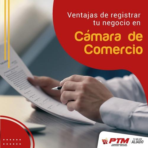 Ventajas de registrar tu negocio en la cámara de comercio