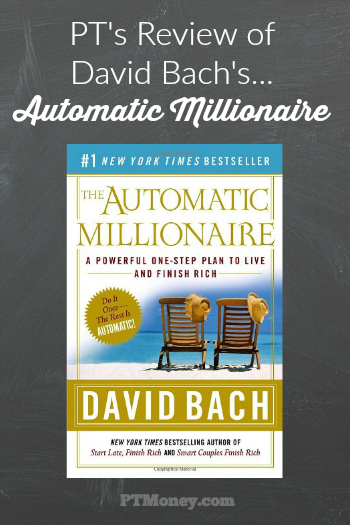 Book Review of Automatic Millionaire