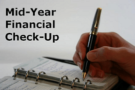 How is Your Spending? – Your Mid-Year Financial Check-Up #1