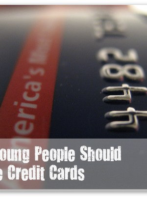 How Young People Should Handle Credit Cards
