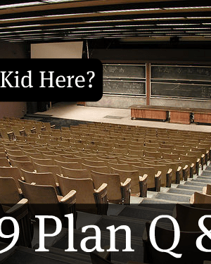 Common Questions About 529 Plans and College Savings