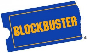 Blockbuster Stock