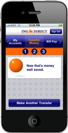 Capital One 360 iPhone App
