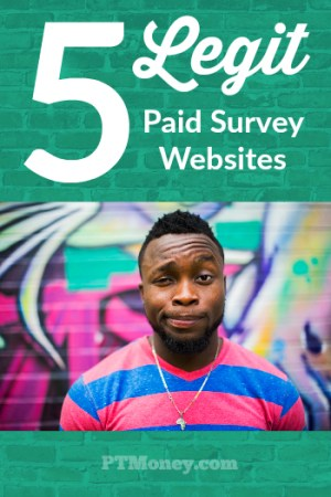 5 Legit Paid Survey Sites to Make Some Extra Money