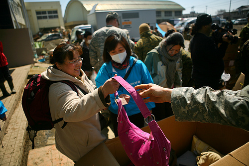 Japan Tsunami - Support Effort