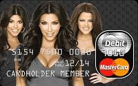 Kim Kardashian Credit Card