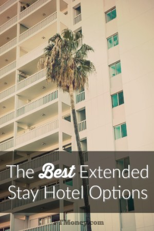 The Best Extended Stay Hotel Options