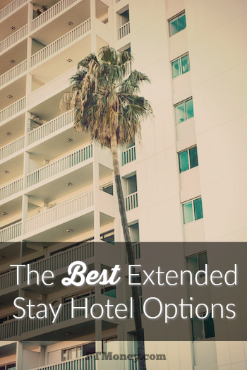 With the travel season upon us, many of you may be staying at an extended stay hotel for a few days. I thought I'd offer up my thoughts on extended stay options.