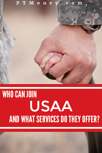 join usaa and get one of their 7 amazing services