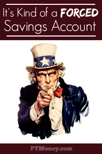 Forced Savings Account