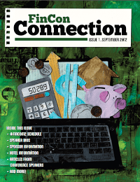 FinCon Connection Issue 1 Cover