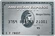 Morgan Stanley American Express Platinum