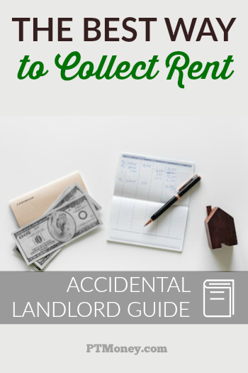 Need to collect rent from a new tenant? Here's the best way to collect rent from tenants that I've found.