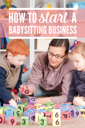 PTM 026 – How to Start a Babysitting Business