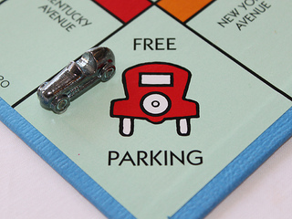 Free Parking Monopoly