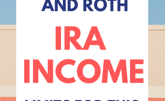 Traditional And Roth Ira Income Limits Pt Money