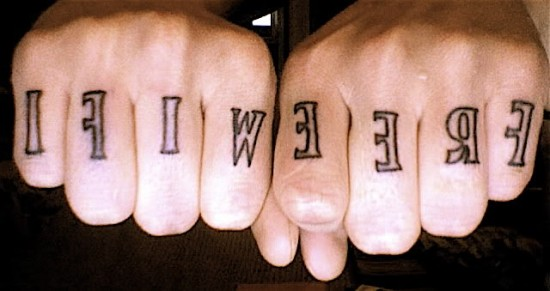 Free Wifi Tattoos