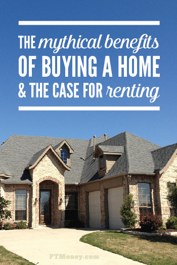 Are you considering taking the plunge and buying a home? First, read this article that outlines the real advantages and disadvantages of home buying vs. renting. Sam gives a strong argument for renting instead of buying.