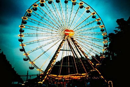 MasterCard Ferris Wheel Berlin