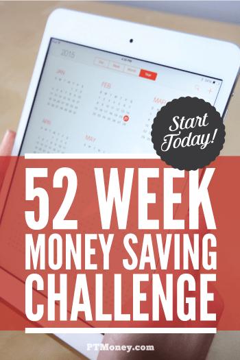 52-Week Money Saving Challenge (You Can Do It!) | PT Money