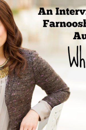 An Interview with Farnoosh Torabi, Author of When She Makes More