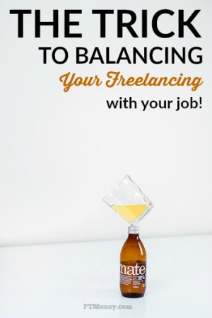 How to Balance Your Freelance Career With a Full-Time Job