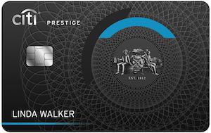 Citi Prestige® Card