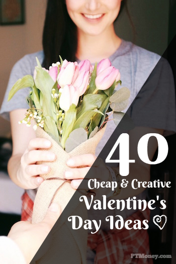 40 creative & fun valentine's day gift ideas | pt money, Ideas