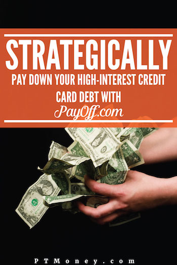 Payoff Review Pay High Interest Credit Card Debt Pt Money