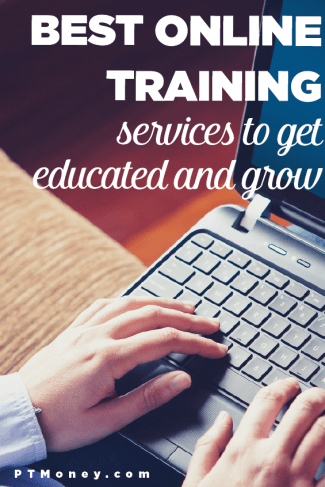 Get educated and grow your income by taking advantage of the best online training sites out there. Online training has been key to increasing my income and keeping my skills sharp.