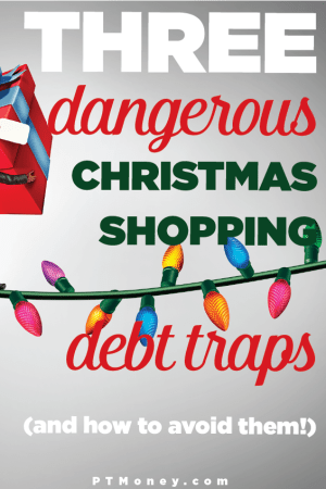3 Dangerous Christmas Shopping Debt Traps and How to Avoid Them