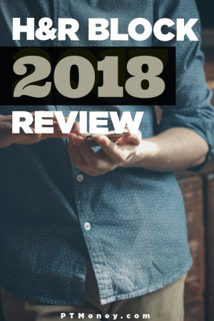 H&R Block Tax Software 2018 Review