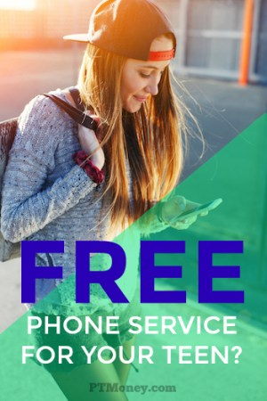 FreedomPop Free Phone Plan for Teens